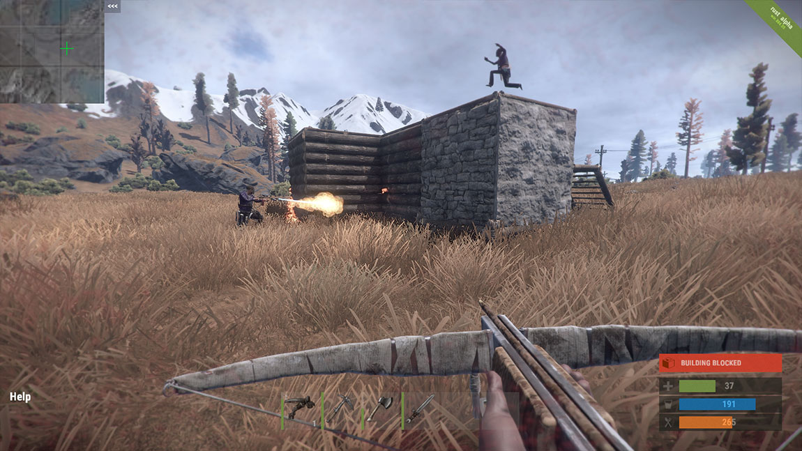 Aimbotting In Rust – How Hackers Win Every Time